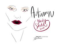 Autumn Beauty Sketchbook