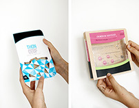 - Packaging club sandwich -