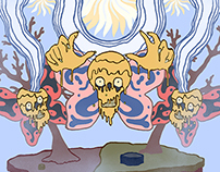 Threadless Psychedelic Contest