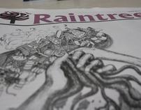 Newsletter Design - Raintree