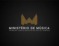 Logo Ministério de Música da PIBRJ