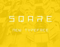 _SQARE // Typeface