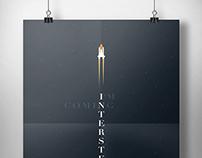 Interstellar - Poster Design