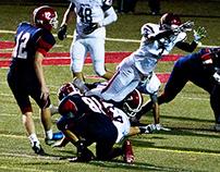 Varsity Football - Lassiter vs. Milton