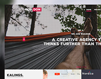 ROADON - webdesign