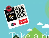 Bacardi NH7 Weekender #LiveRestless Contest