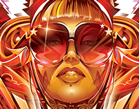 Adobe Illustrator CC2014 Splash Commission