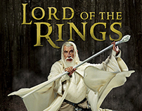 Lord of the Rings Promo Posters