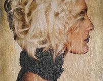Encaustic Portraits