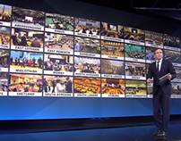 Scottish Referendum UHD Wall