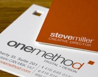 OneMethod 2008 Rebranding
