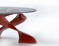 FLUID coffee table