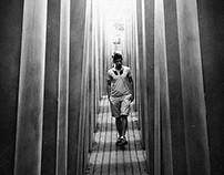 Through a maze of corridors and gates