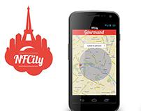NFCity - Mobile App