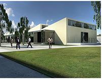 Office building for Kerama Marazzi in Orel