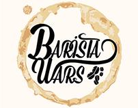 Barista Wars Logo