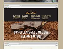 The Choc Lab - Website