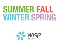 WISP Resort Magazine Ad
