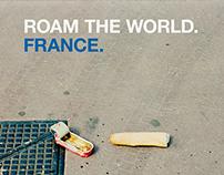 ROAM THE WORLD – FRANCE