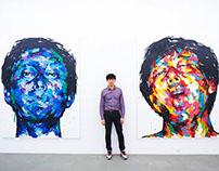 2014 Solo exhibition,YAVUZ Gallery,Singapore