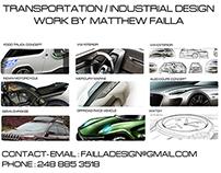 Matthew Failla Industrial Design