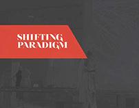 Shifting Paradigm  - Transparency Digital Device