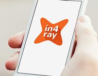 in4ray team logo