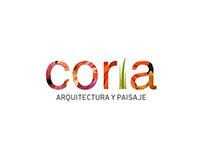 Coria - Arquitectura y Paisaje