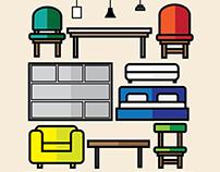 Furniture sale promotion