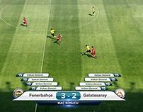 Turkey Footbal Cup 2015 Ident