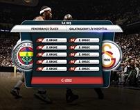 Turkey Basketball Cup 2015 Ident