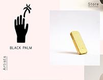 Black Palm - Webdesign