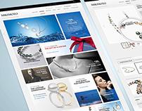 5x Website UI / UX Design #1 - 2014