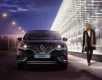 Renault Espace Initiale Paris 2014 with Steffen Jahn