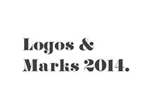 Logos & Marks 2014.
