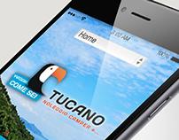 Tucano Brand Identity