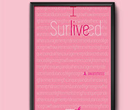 I Survived – Honoring Breast Cancer Awareness Month