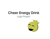 Cheer Logo Project