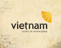 Rebranding Vietnam Tourism:  Logo and Ads campaign