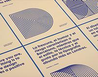 VivaUs poster series