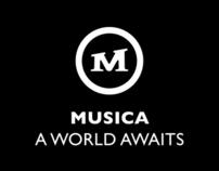 MUSICA Corporate Identity