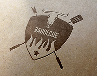 10 Barbeque Hipster Vector Emblems Vol.3