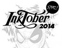 Inktober 2014 (Updated Daily)