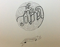A new journey. Sketchbook
