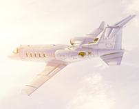 Sohad Acouri Private Jet