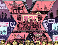 "CREATIVE LOAFING ATL ""A3C 2014 Cover"""