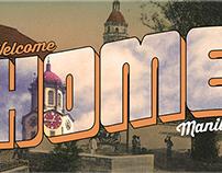 Welcome Home Manila