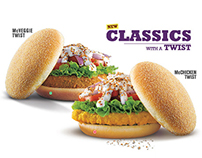 McDonalds - Mc Twist