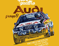 Cars- Legend of Rally Group B