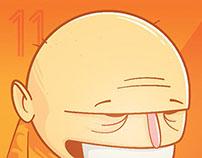 Robben / Kampion card game